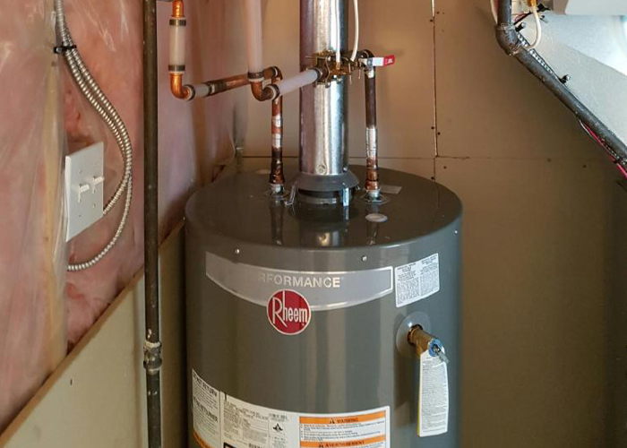 hot water heater installation stanhope nj