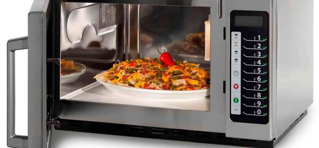 Where to fix Microwave oven in your small kitchen?
