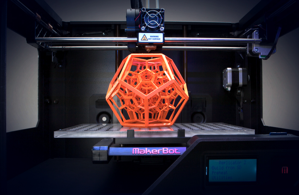 Introduction to the Revolutionary 3D Printing Technology