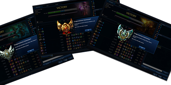 Easily Purchase Bronze League of Legends Profile