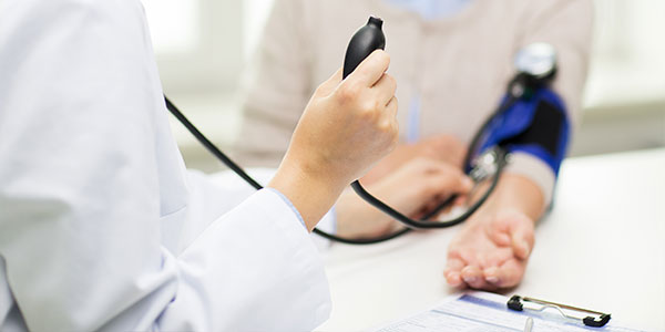 Get health screening done to avoid serious issues