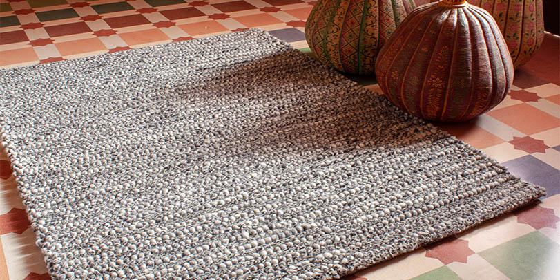 Tie the room up with a nice rug