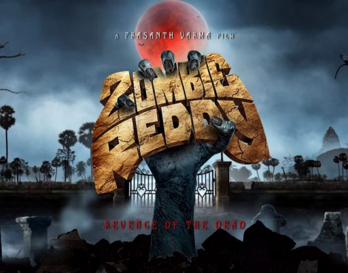 First Telugu movie based on zombie