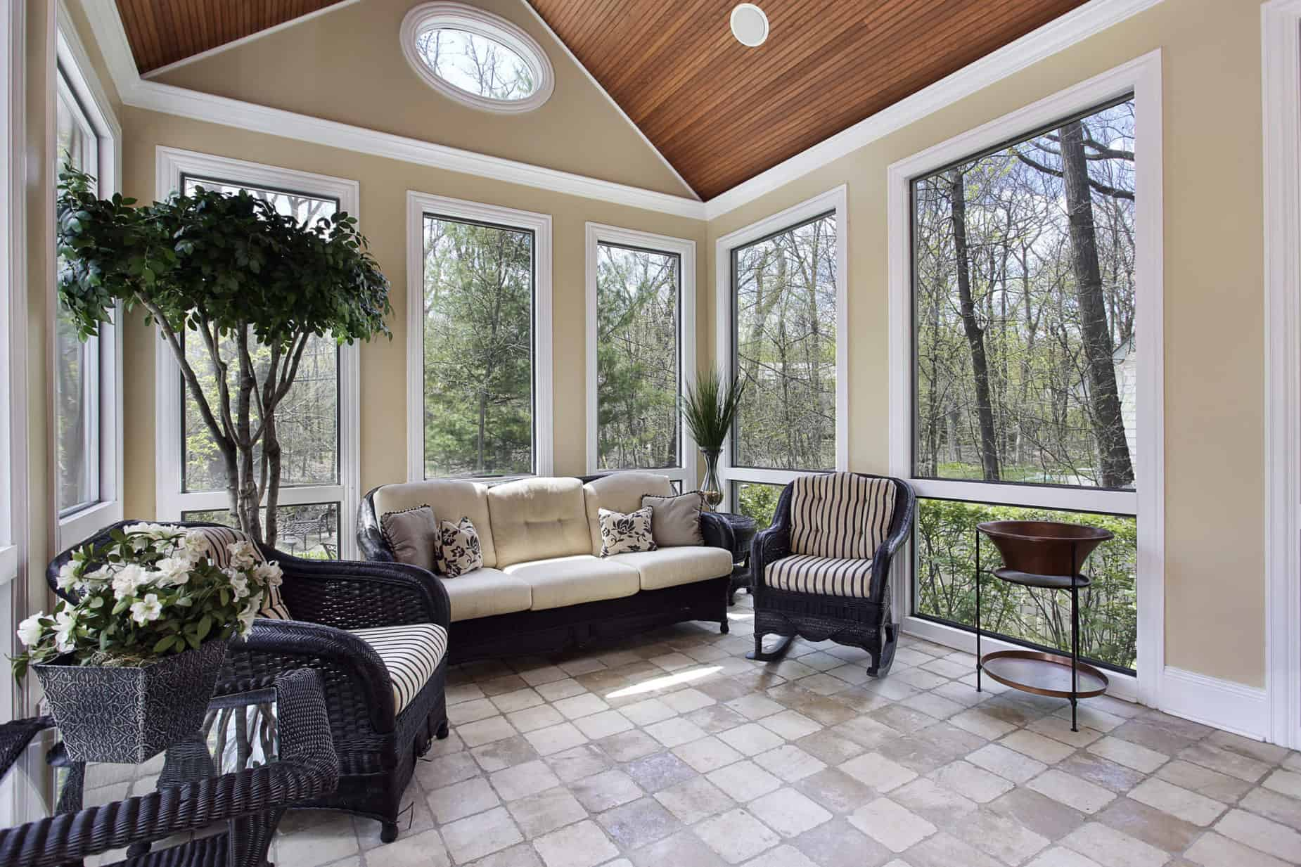Enlarge Your Interior Area While Creating The Sensation Of Being Outside